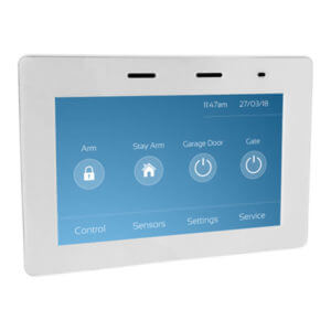 Crow Touch screen keypad