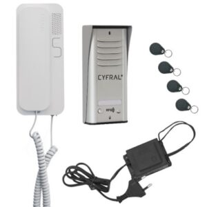 CYFRAL DOOR PHONE
